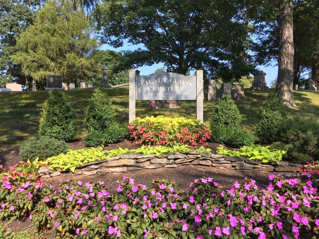 Walnut Grove Cemetery Historic Figures