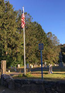 1789 Holten's Burying Ground