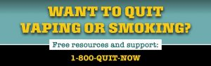Need help quitting?