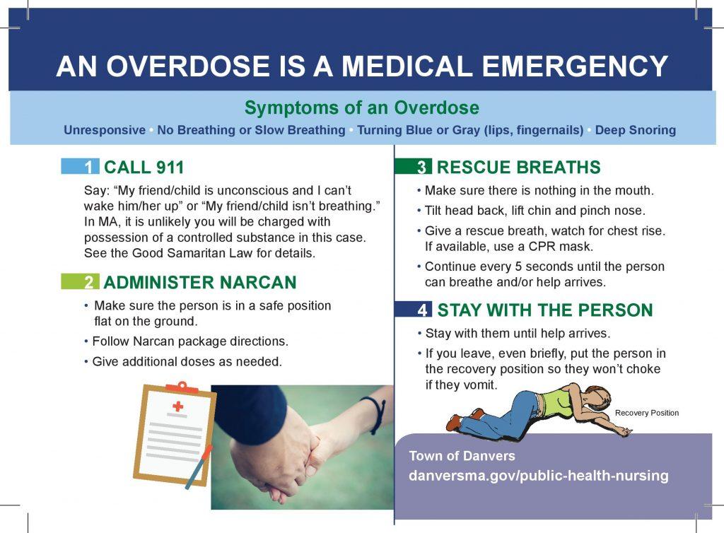 OD is a medical emergency