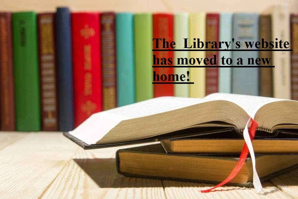 Library moved
