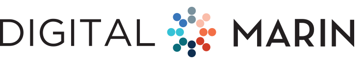 Digital Marin logo
