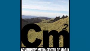 Community Media Center of Marin logo