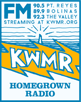 KWMR logo