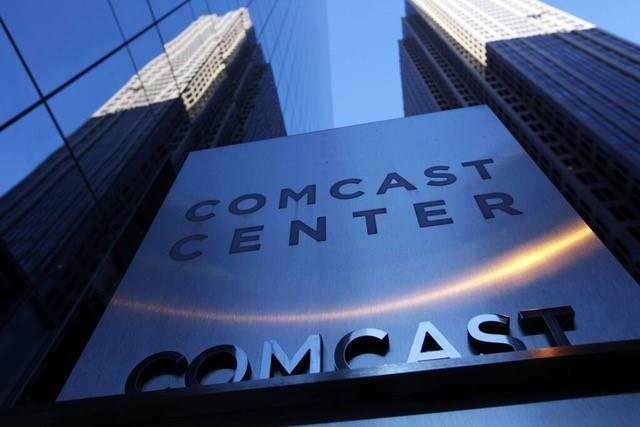 Comcast HQ building