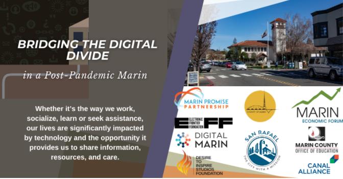 Marin Agencies meet to address digital divide