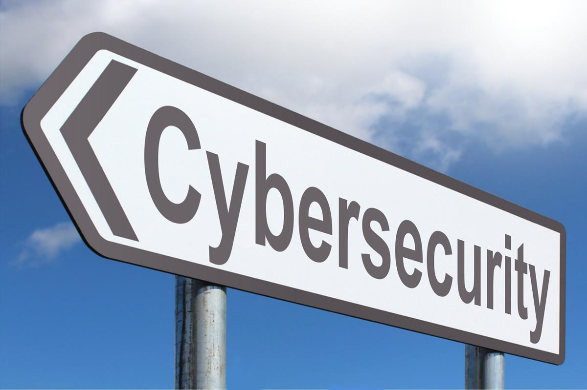 Cybersecurity Signpost image