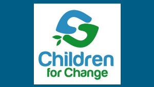 Children for Change logo