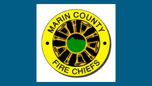 Marin County Fire Chiefs logo