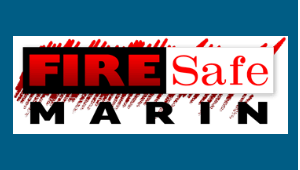 Fire Safe Marin logo