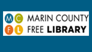 Marin Library logo