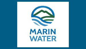 Marin Water logo