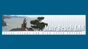 Muir Beach LAN logo