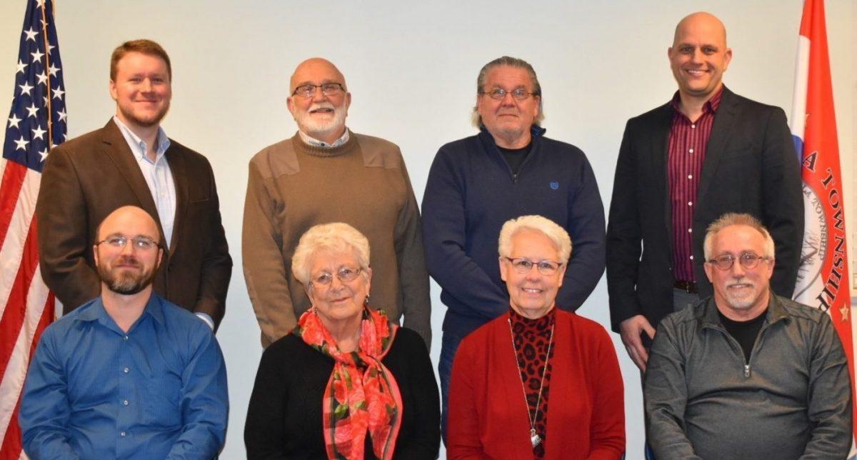 2019-2021 Township Board Photo