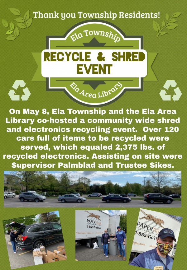 Shred Event 5.8.2021