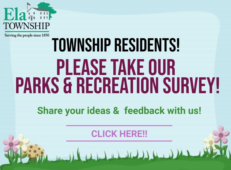 Parks & Rec Survey