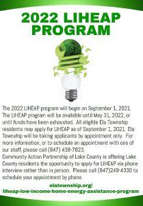 2022 LIHEAP Flyer