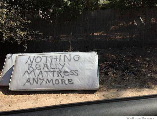 Hidden Cost Of A Good Night S Sleep Mattresses Waste Management