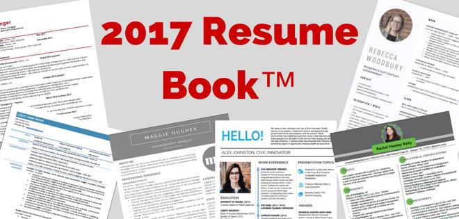 2017 resume book elgl