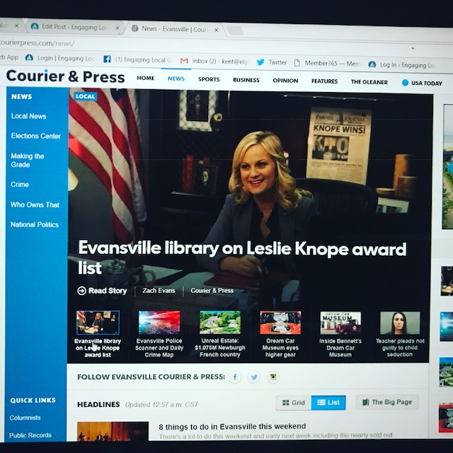 Chapter I: Voting for the Best Public Library – ELGL