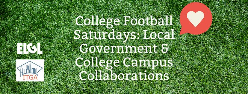 College football Saturdays