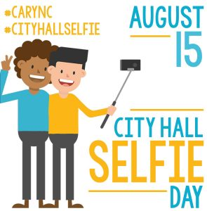 City Hall Selfie