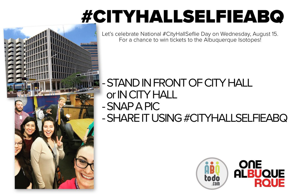City Hall Selfie