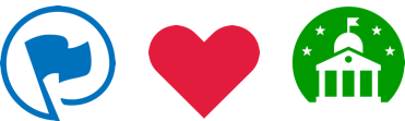 ProudCity hearts ELGL