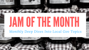 Jam of the Month logo