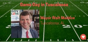 Mayor Walt Maddox