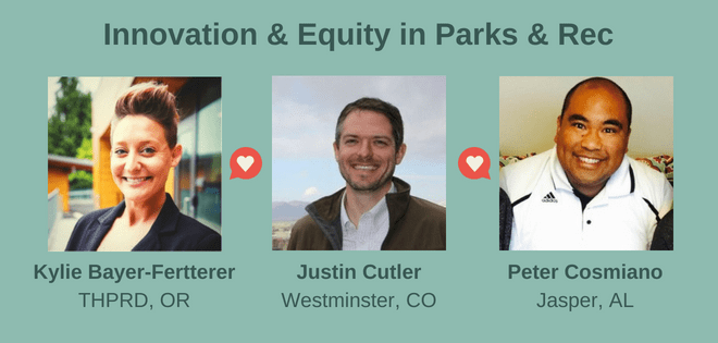 Parks and Rec Equity and Innovation