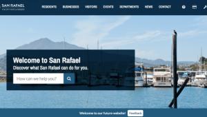 San Rafael BETA website