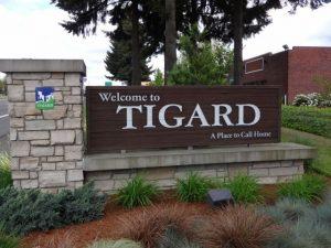 Tigard logo