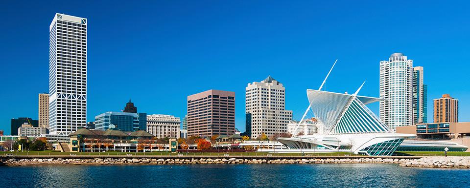 Downtown Milwaukee