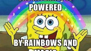 internet rainbows