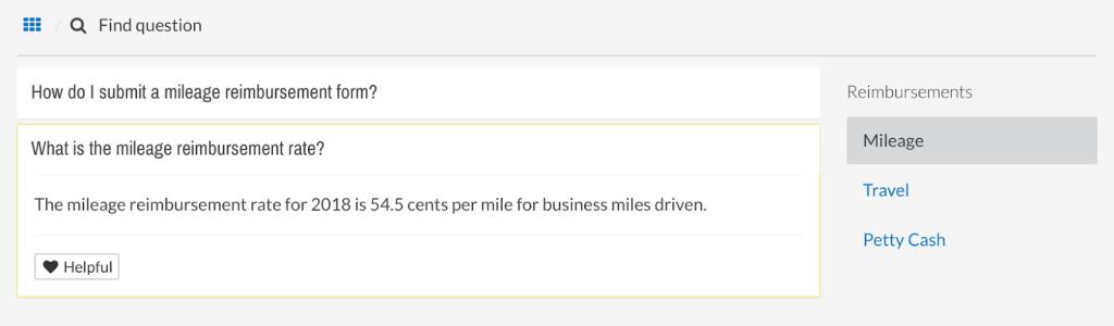 mileage rate