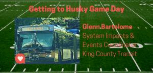 University of Washington Game Day