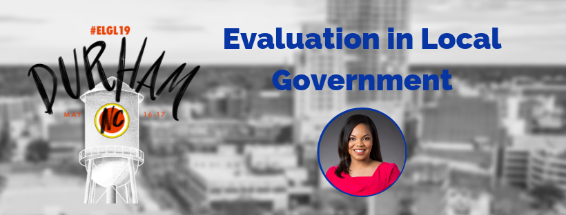 Monica Allen Evaluation in LocalGov