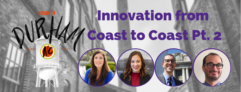 Innovation from Coast to Coast 2
