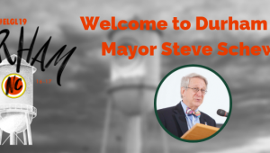 Mayor Steve Schewel