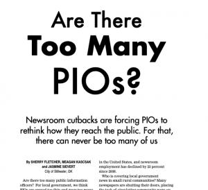 PIOS story