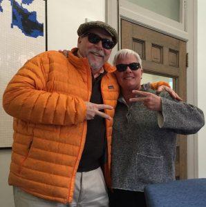 Pat & Mayor