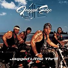 An album cover from the hip hop group Jagged Edge