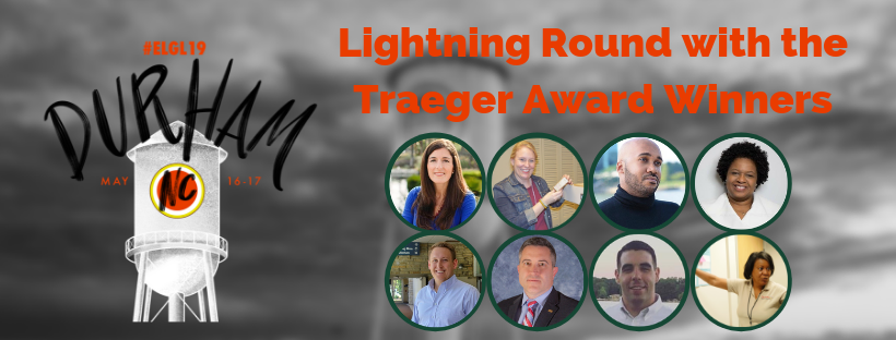 Traeger Winners Keynote