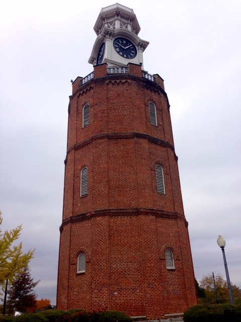 Rome, GA Clocktower