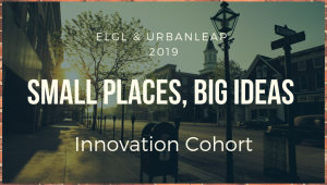 Small places big ideas webinar