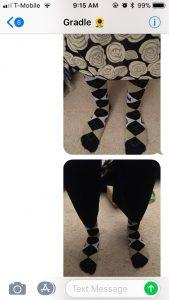 Sock Style Options 1