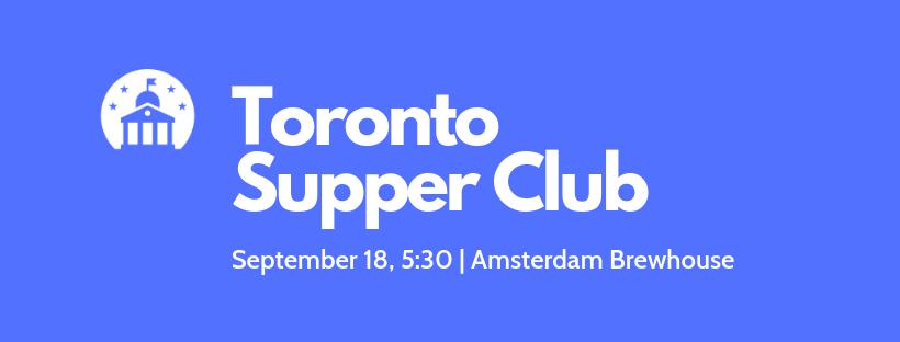 Toronto Supper Club