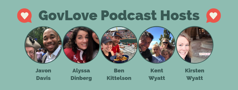 GovLove Podcast Hosts