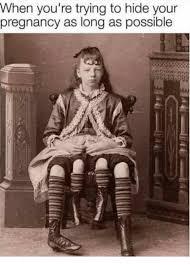 Black & White photo of women with child